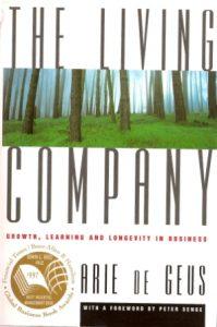 Inspiratie: The living company - Arie de Geus