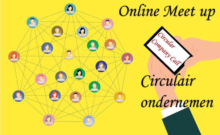Online meet up circulair ondernemen